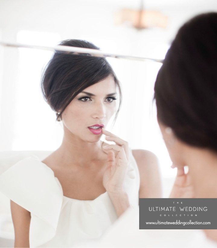 Fiore Beauty Wedding makeup
